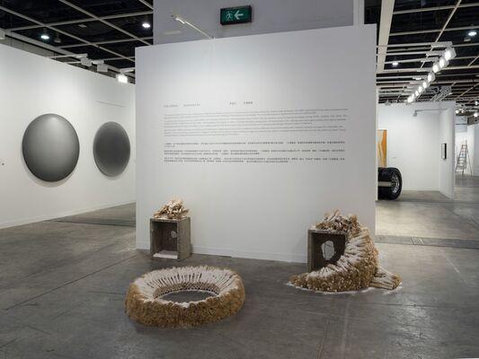Pearl Lam Galleries at Art Basel in Hong Kong 2018, installation view