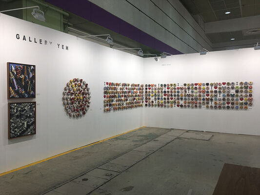 Gallery Yeh at KIAF 2016, installation view