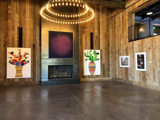 HG Contemporary Napa Valley, installation view