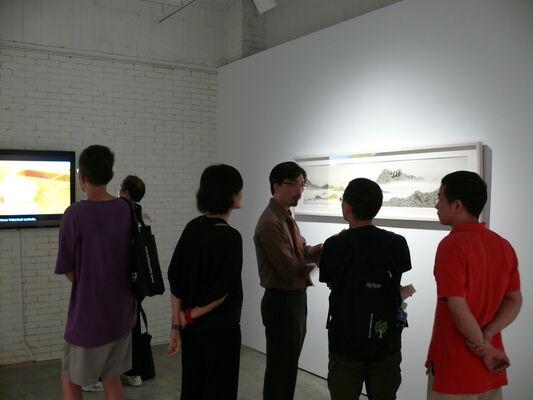 Gu Shan - Wang Tiande Solo Exhibition, installation view