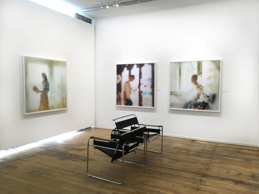 """""""Her"""" Group Show, installation view"""