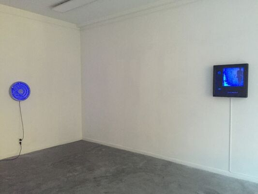 BEYOND THE LIGHTS, installation view