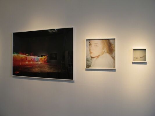 Todd Hido: Excerpts from Silver Meadows, installation view