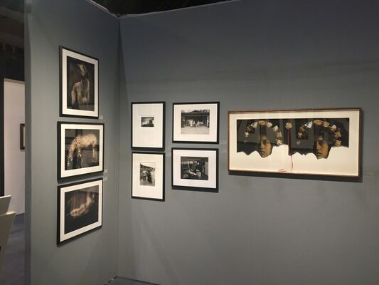 PDNB Gallery at The Photography Show 2016 | presented by AIPAD, installation view