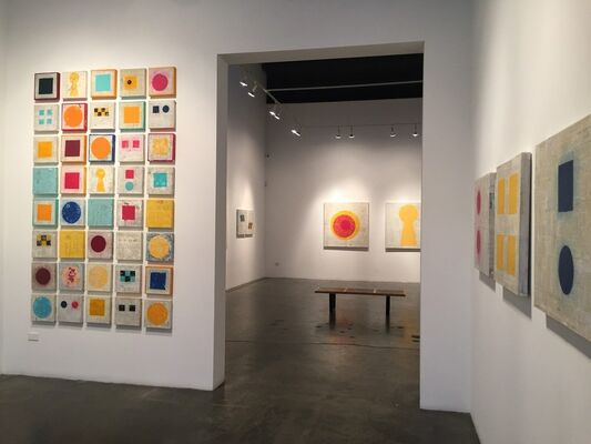 Charles Christopher Hill, installation view