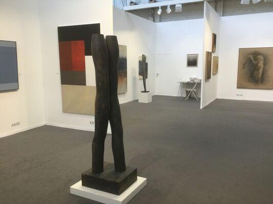 Ditesheim & Maffei Fine Art  at Art Brussels 2019, installation view