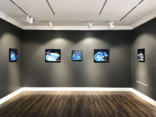 Encounters | Clare Menck, installation view