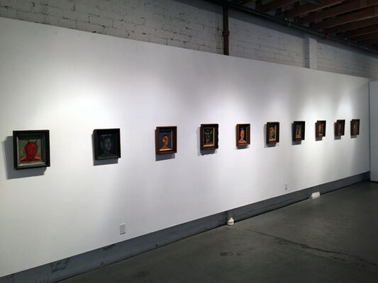 Fred Stonehouse: Man, Myth, Monster & Devils and the Dead, installation view