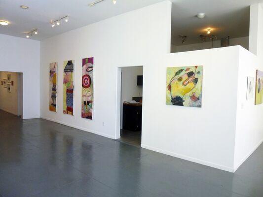 Livia Stein: New Work, installation view