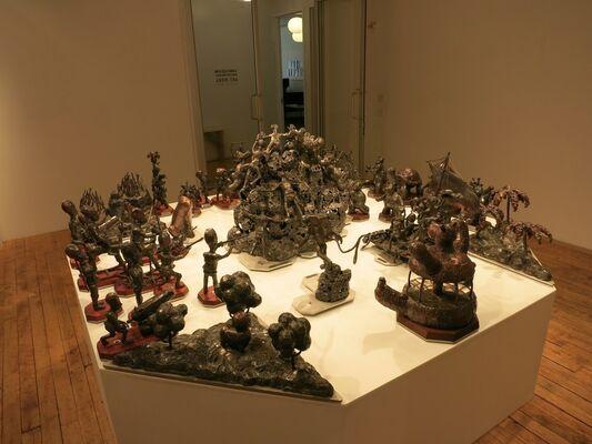 Sungsoo Kim: Directed Diorama, installation view