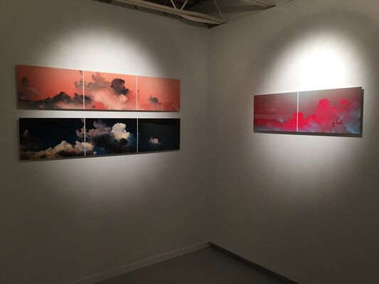 New Color Messages, installation view