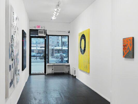 "Samuel Jablon - ""Life is Fine"", installation view"