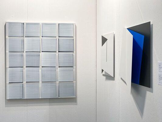Galerie Fetzer at art KARLSRUHE 2020, installation view
