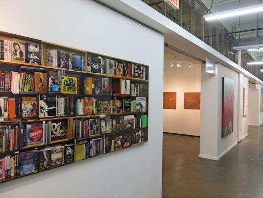 Beatriz Esguerra Art at Dallas Art Fair 2016, installation view