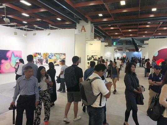 JPS Gallery at Art Taipei 2018, installation view