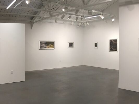 Never Odd or Even, installation view