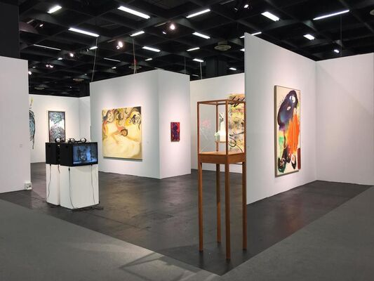 Sies + Höke at Art Cologne 2019, installation view