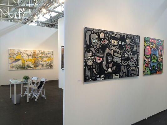 Art Vitam at Art Market San Francisco, installation view