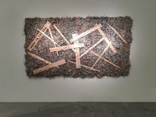 Bernie Taupin | 8, installation view