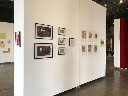 Herlitzka + Faria at Estudio Mauro Guzmán, installation view