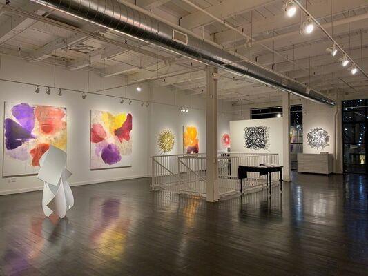 Celebrating Dirk De Bruycker (1955 - 2015), installation view