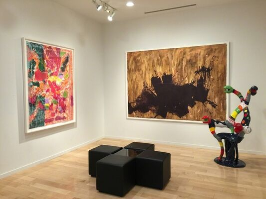 Grand Expressions, installation view
