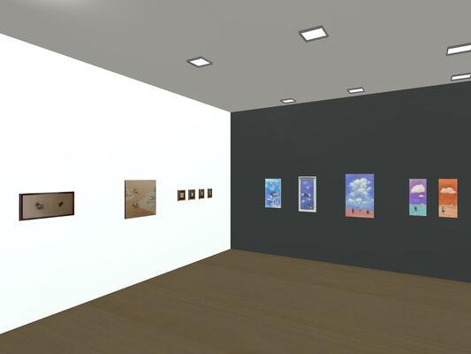 Beatriz Esguerra Art at Palm Beach Modern + Contemporary  |  Art Wynwood, installation view