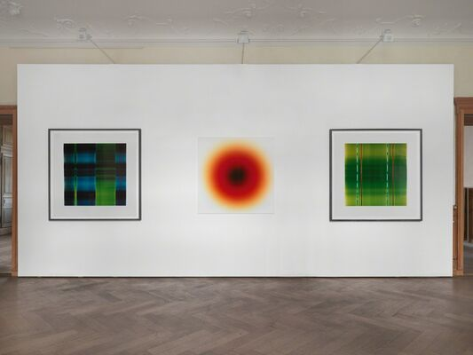 Karl Martin Holzhäuser, installation view