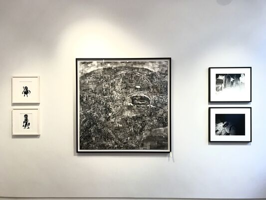 Shashin: are-bure-boke, installation view
