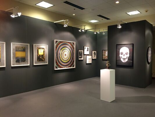 Other Criteria at EXPO CHICAGO 2016, installation view