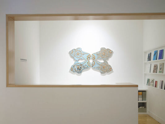 Kaleidoscope Eyes, installation view