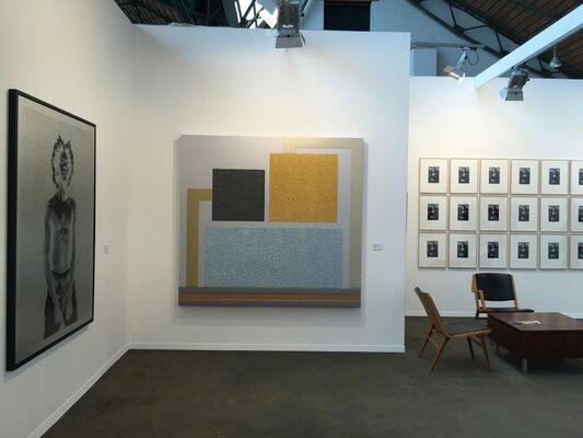 JABLONKA MARUANI MERCIER GALLERY at Art Brussels 2016, installation view