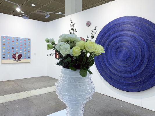 The Columns Gallery at Korea Galleries Art Fair 2020, installation view