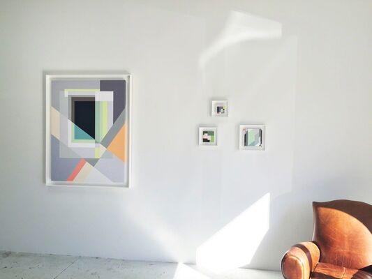 BREAK GROUND: Amrhein-Welish, Schur-Seligson, installation view