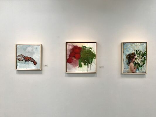 Devorah Jacoby: unearthed, installation view