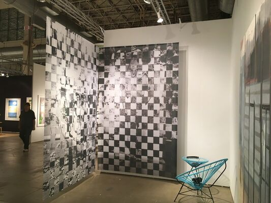 Hyde Part Art Center at EXPO CHICAGO 2016, installation view