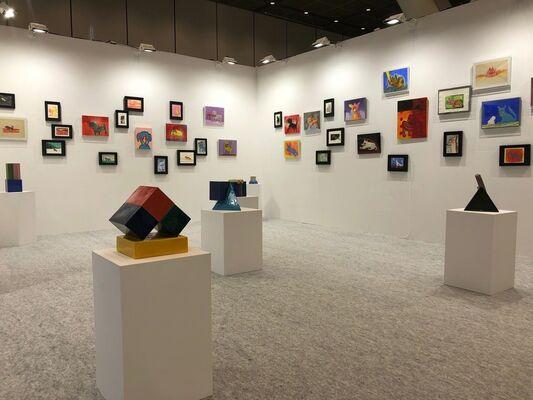 Shibunkaku at Art Fair Tokyo 2019, installation view