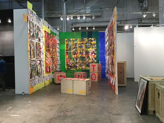 Tiwani Contemporary at The Armory Show 2016, installation view