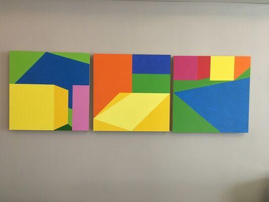Summer Sizzle, installation view