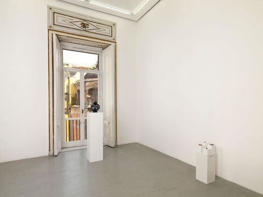 Time, Trade and Surplus Value, installation view