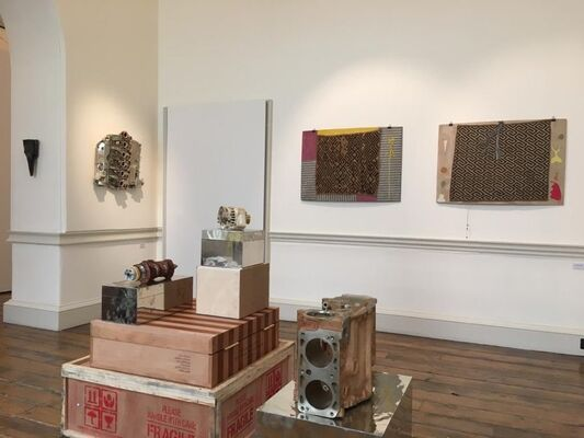 Voice Gallery at 1-54 London 2018, installation view