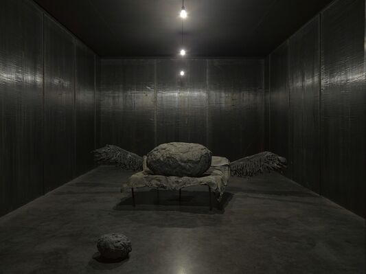 Anselm Kiefer: Walhalla, installation view