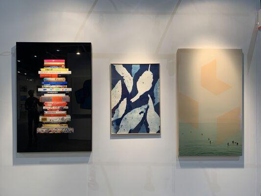Kahn Gallery at LA Art Show 2020, installation view