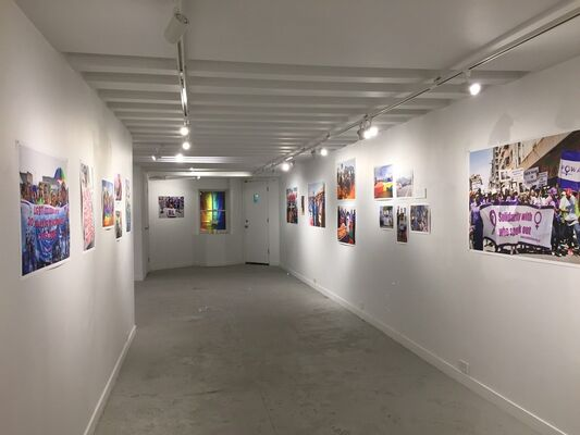 Pride & Loss, installation view