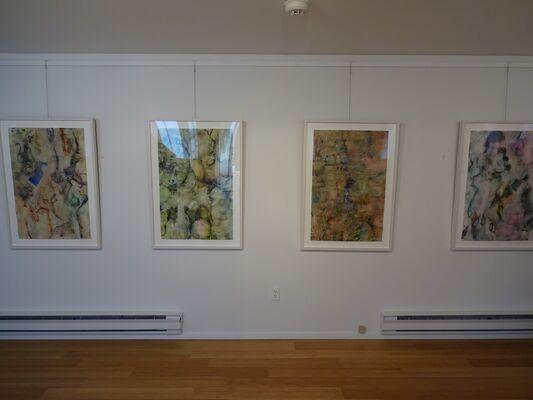 Harriette Joffe: Works on Paper, installation view
