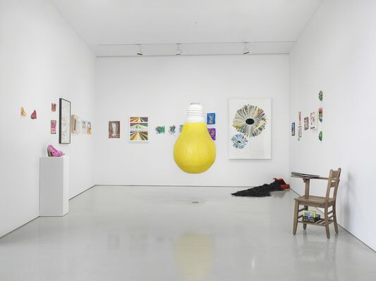 Summer School, installation view