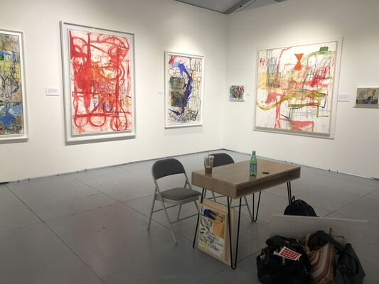 AB Gallery NY at SCOPE Miami Beach 2019, installation view