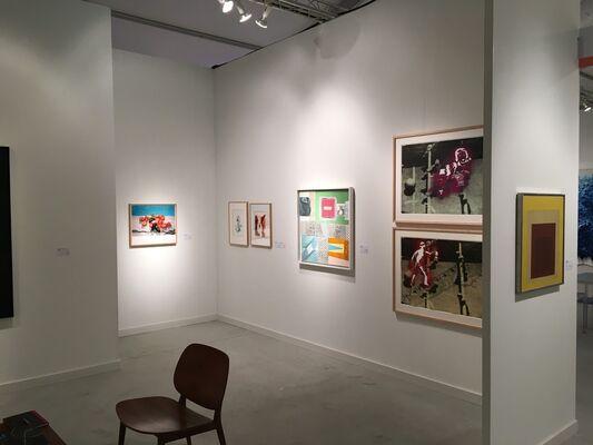 Schacky Art & Advisory at Art Miami 2018, installation view