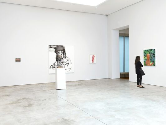 The Female Gaze, Part Two: Women Look at Men, installation view