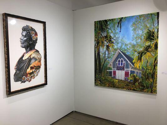 Foley Gallery at VOLTA NY 2020, installation view